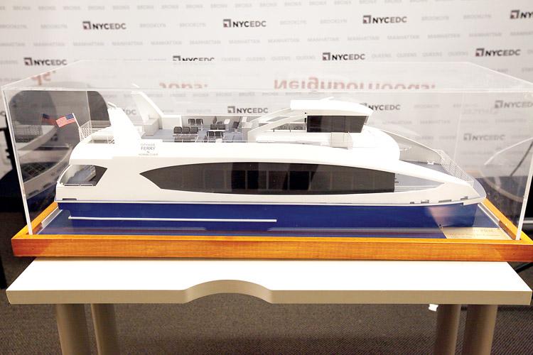 Soundview ferry route to launch August 15Ruta del ferry de