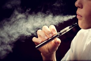There is concern about youth usage of e-cigarettes.