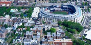 El famoso estadio es uno de los sitios para ver.