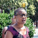 """""""Instamos al Concejo Municipal a frenar este límite"""", dijo Arva Rice, presidenta de NYUL."""