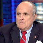 Rudy Giuliani está fungiendo como abogado de Donald Trump.