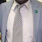 El presidente del BCC, Thomas A. Isekenegbe.