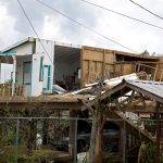 Damage from Hurricane Maria is estimated to be $100 billion.