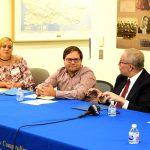 La discusión se llevó a cabo en la Facultad Silberman de Trabajo Social.