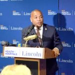 """Healthcare facilities need to be equipped,"" said State Assembly Speaker Carl Heastie."