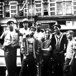 Group of Young Men on 111th Street, 1966Foto: Hiram Maristany/Museo de Arte Smithsonian American