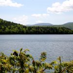 Schoharie Reservoir can store up to 19.6 billion gallons of water, and it accounts for roughly 15 percent of the drinking water delivered to New York City each day.