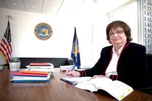 La fiscal general de Nueva York, Bárbara D. Underwood.