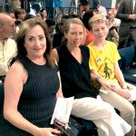 """""""[This prevents] accidents for New Yorkers of all ages,"""" said AARP New York State Director Beth Finkel (left), who was present for the bill signing."""