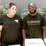 Judy y Keith Cyrus comenzaron con su empresa de catering CaSpanish en 2015.