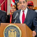 """""""We know racial diversity among top House staff is an issue,"""" said Congressman Adriano Espaillat."""