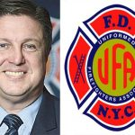 Gerard Fitzgerald is the President of Uniformed Firefighters Association (UFA).