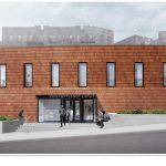 El nuevo sitio de la biblioteca se encuentra en 3882 Cannon Place.