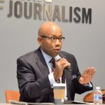 The conversation was moderated by NY1 Senior Political Correspondent Errol Louis.
