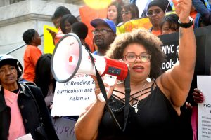 CEJ Coordinator Natasha Capers speaks out.