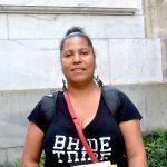 """""""Si nuestros hijos aprendieran sobre nuestro pasado, se sentirían más identificados"""", dijo la madre Yenny Zepeda."""