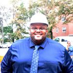 Van Cortlandt Library Manager Peter Pamphile.