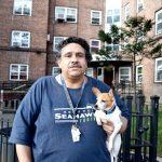 """""""He estado aquí 45 años y cada vez es peor"""", dijo Wilbert Montesino."""
