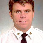 Michael Fahy jefe caído adjunto del FDNY.