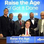 El gobernadorAndrew Cuomo firmó la ley en abril de 2017.