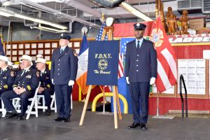 El primer encuentro se realizó en la estación de bomberos Motor 75.