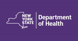 NYS Dept of Health logo