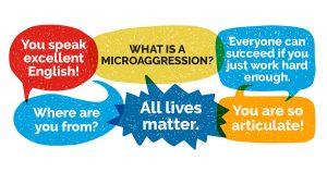 microaggression chart