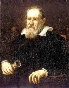 Justus Sustermans' Portrait of Galileo Galilei, 1636