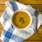 bowl of soup
